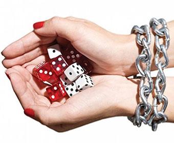 Een gokverslaving