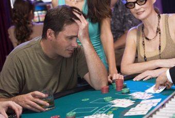 Een gokverslaving en het beloningscentrum