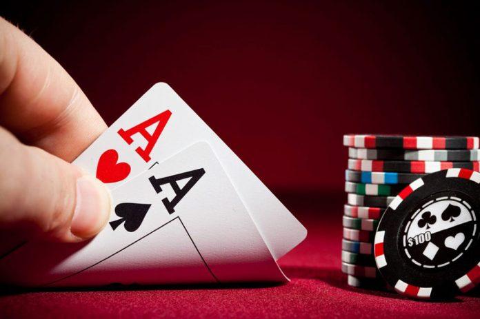 Het gevaar van gokken