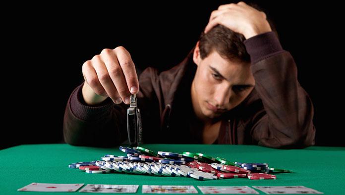 de nadelige effecten van het gokken